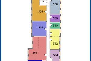 Палладий 5 этаж  офис 502
