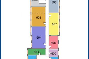 Палладий 6 этаж навигация