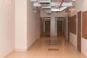 МОП 01 этаж - коридор