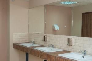 МОП 01 этаж - туалет