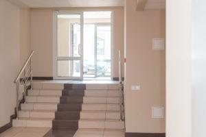 МОП 01 этаж - вход
