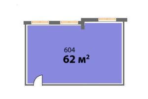 планировка 604