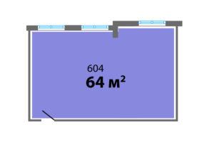 планировка 604_64 м