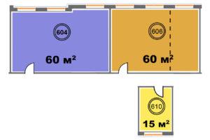 604+606+610 - планировка 135 м2
