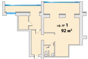 схема офиса 3