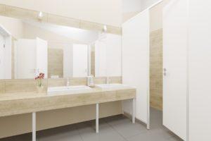 БЦ ''Альфа'' - туалет 1