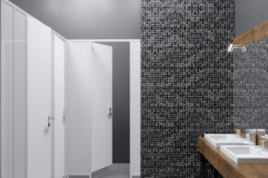 БЦ ''Альфа'' - туалет 3