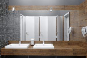 БЦ ''Альфа'' - туалет 4