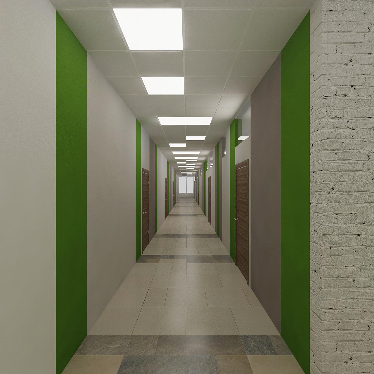 Альфа коридор 4