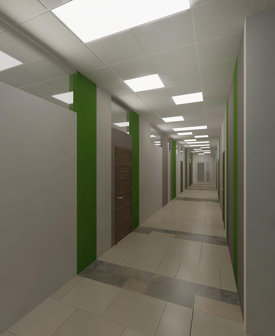 Альфа коридор 5