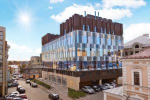 здание for ВРЕМЯ пер. Степанова