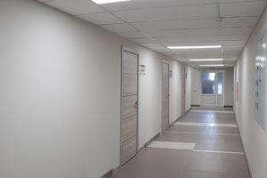 Альфа 3 эт коридоры1