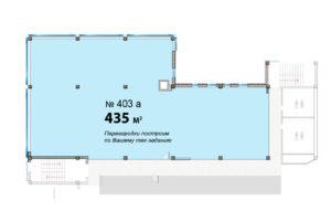 403 а 435 кв м планировка Альфа