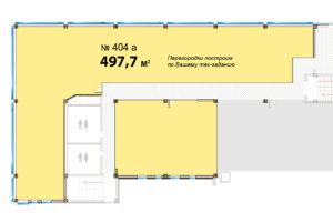 404 Альфа 497,7 кв м планировка