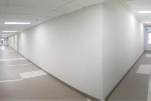 Альфа 3 эт коридоры