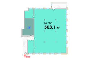 103 ВГ_503,1 кв м планировка