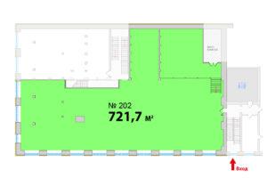 202 ВГ 721,7 кв м планировка